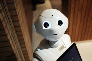 ロボットは体が硬い