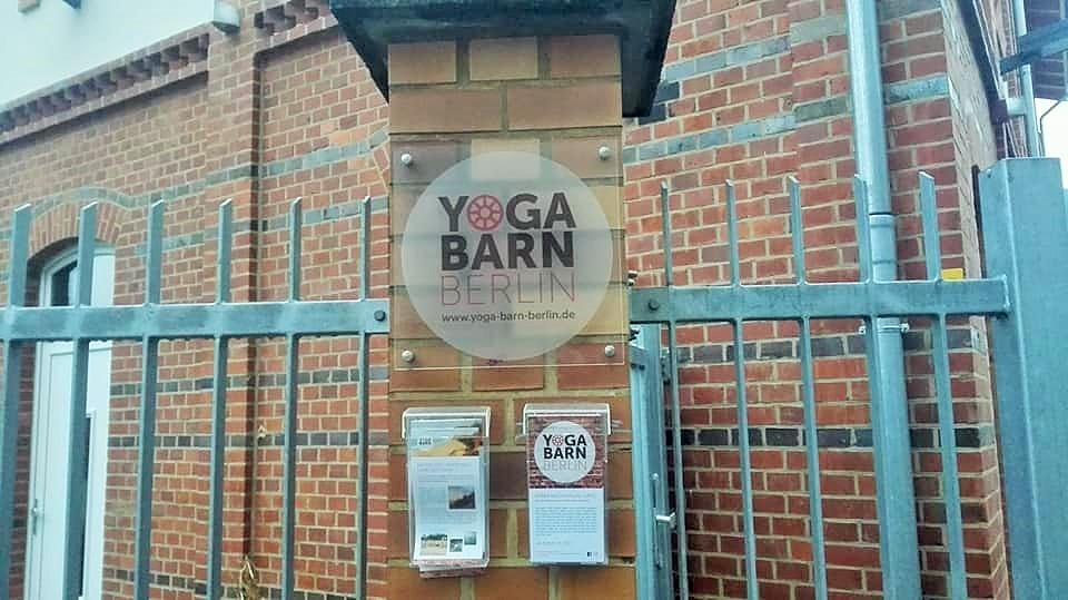 yogabarnberlinのスタジオ