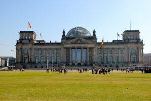 berlin-ドイツ連坊議会議事堂