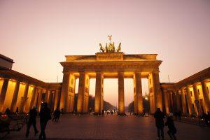 ベルリンブランデンブルク門