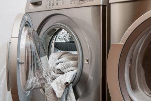ドイツによくあるドラム式洗濯機