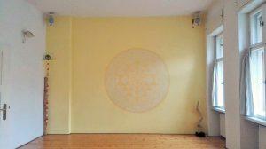 yogalilaのスタジオ内部