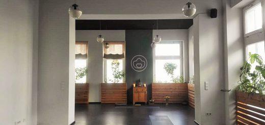 yogibarのスタジオ内部