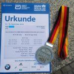 【ベルリンマラソン完走記】コース・エントリー・準備・当日の流れも紹介